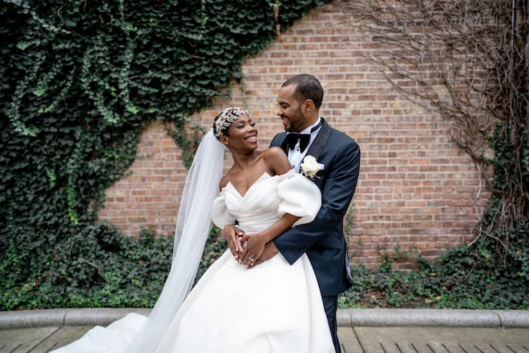 Wedding Planned by CRW Events in Chicago   PartySlate