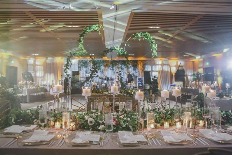 Tropical Garden theme wedding near Miami Beach   PartySlate