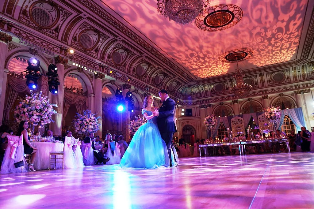 Princess Theme Sweet 16 Father Daughter Dance | PartySlate