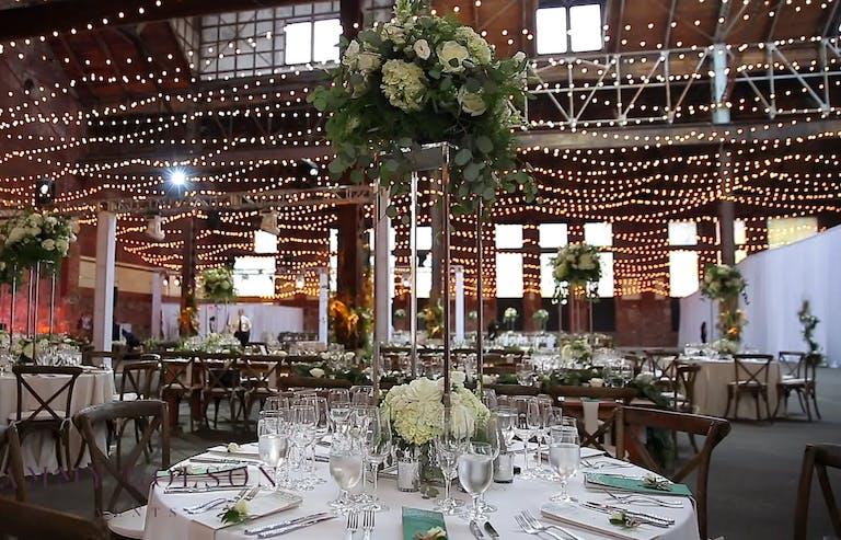 Industrial wedding space, Boston unique venues | PartySlate