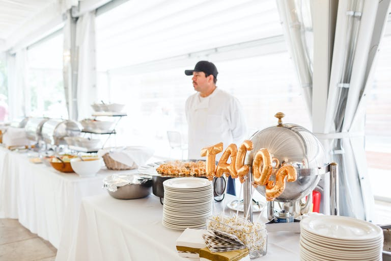 Kids Star Wars Themed Birthday Bash with Taco Bar and Buffet Style Food | PartySlate