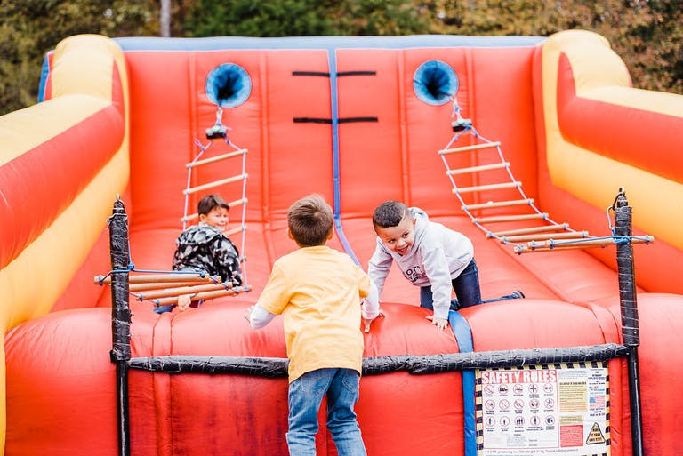 Kids Birthday Party Ideas with Carnival Games | PartySlate