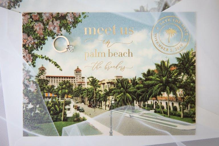 Elyssa & Tyler's Palm Beach Wedding at The Breakers