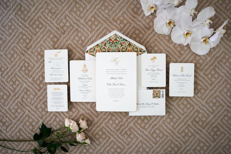 Old-World Italian Destination Wedding