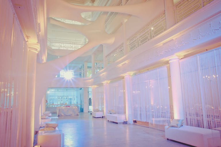 Modern Miami wedding venues with unique and open space | PartySlate