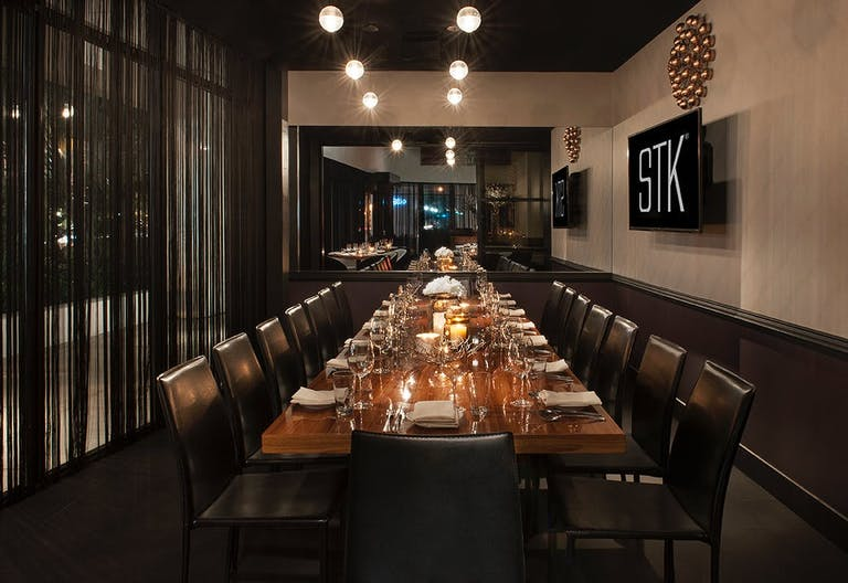 A Luxurious Private Event Space at STK South Beach in Miami Beach, FL | PartySlate