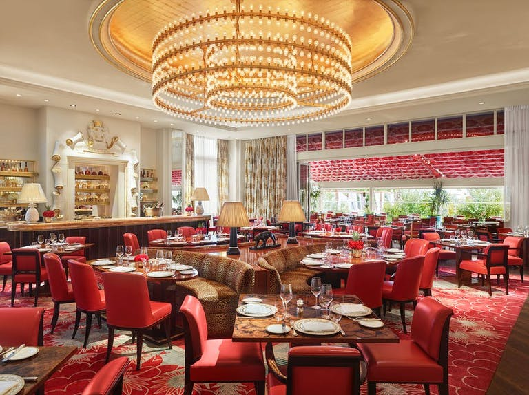 Restaurants with Private Rooms in Miami: Los Fuegos by Francis Mallmann at Faena Hotel Miami Beach | PartySlate