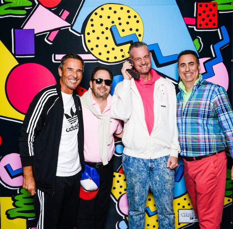 Milestone in LA incorporates 90's theme decor | PartySlate
