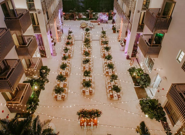 Top wedding venues in Miami with open space for a reception | PartySlate