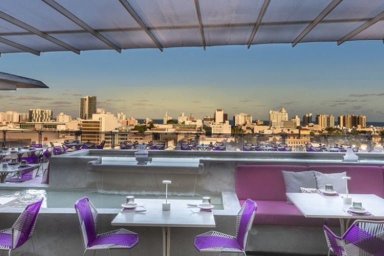 Juvia for private dining in Miami event space with spectacular view | PartySlate