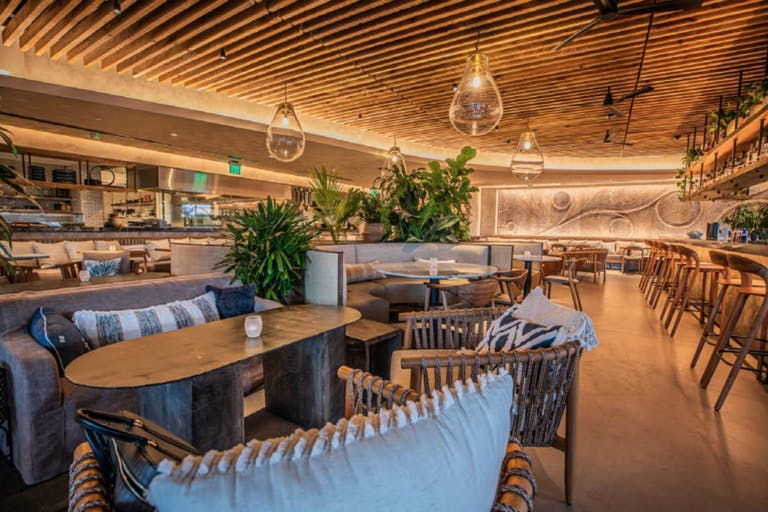 MILA Private South Beach Dining Venue With Raw Design Elements | PartySlate