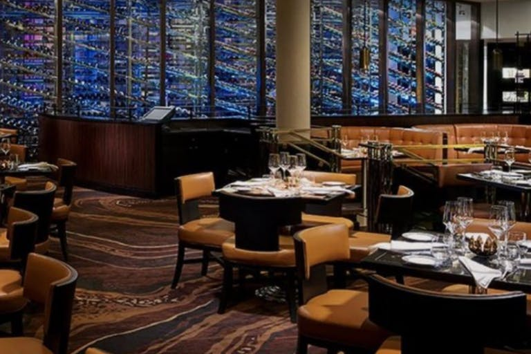 Dining Room at StripSteak by Michael Mina in Miami Beach, FL | PartySlate