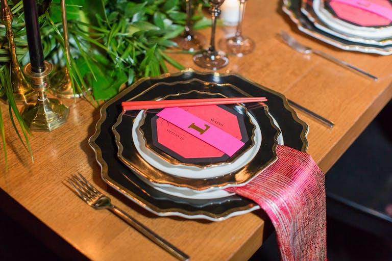 Breathtaking Graduation Dinner
