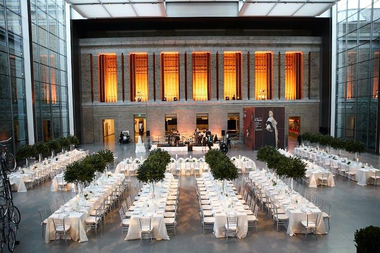 Unique Boston wedding venue at museum of fine arts | PartySlate
