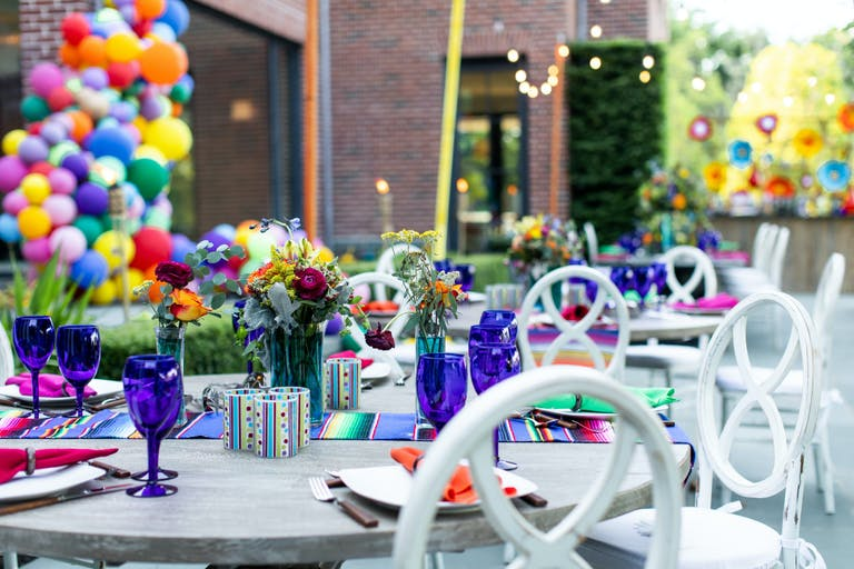 POP up party- Social Distancing Graduation Fiesta