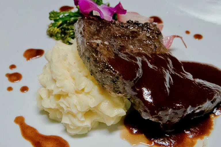 Steak and Mashed Potatoes Catering by Semaj's One Way Catering | PartySlate