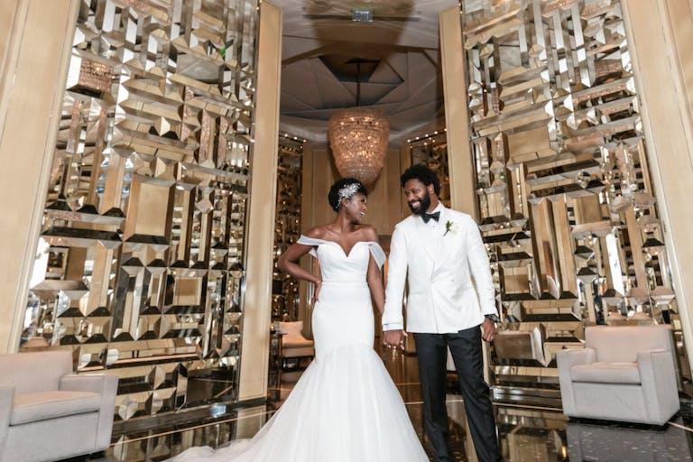 Wedding Photo Captured by B. Ashton Visuals | PartySlate