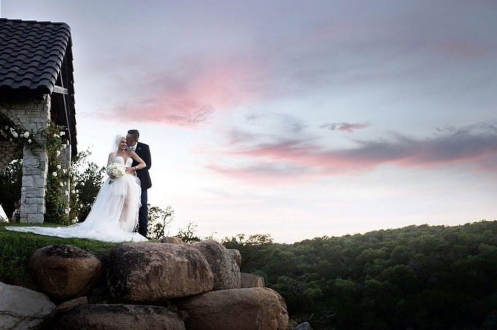 Gwen Stefani and Blake Shelton's Wedding | PartySlate