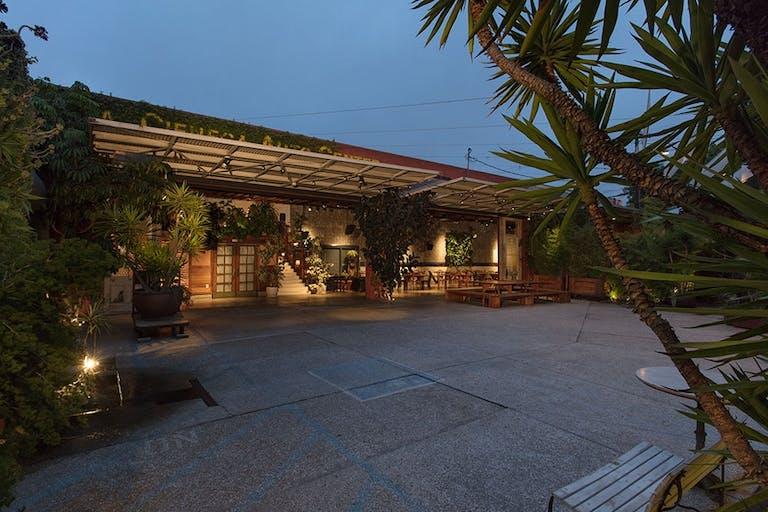 Outdoor SmogShoppe Venue in Los Angeles, CA   PartySlate