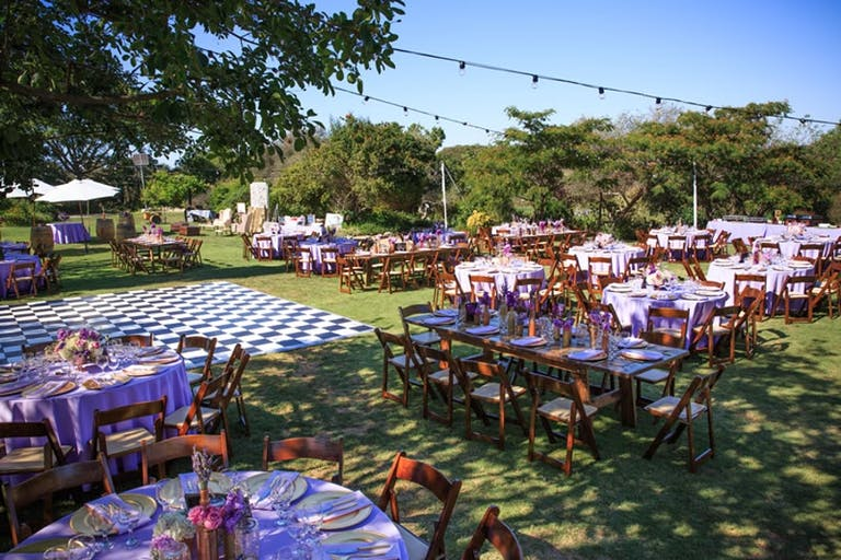 Outdoor Garden Wedding at South Coast Botanic Garden in Peninsula, CA   PartySlate