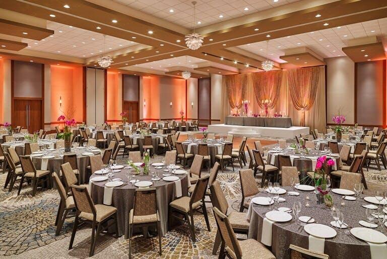Wedding at River Ballroom at Westin Chicago North Shore | PartySlate