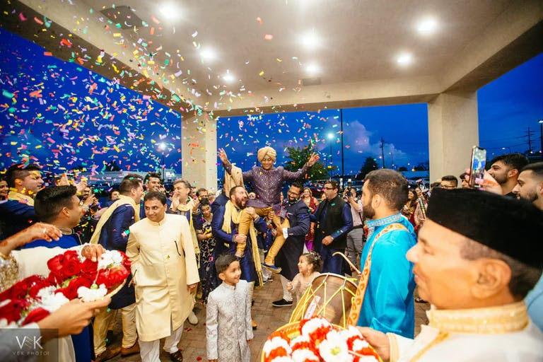 Traditional South Asian Wedding at Belvedere Events & Banquets in Elk Grove Village, IL | PartySlate