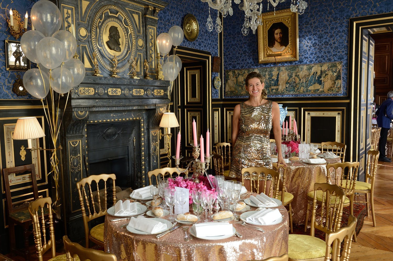 Intimate Birthday Party Set at Musée Jacquemart-André | PartySlate