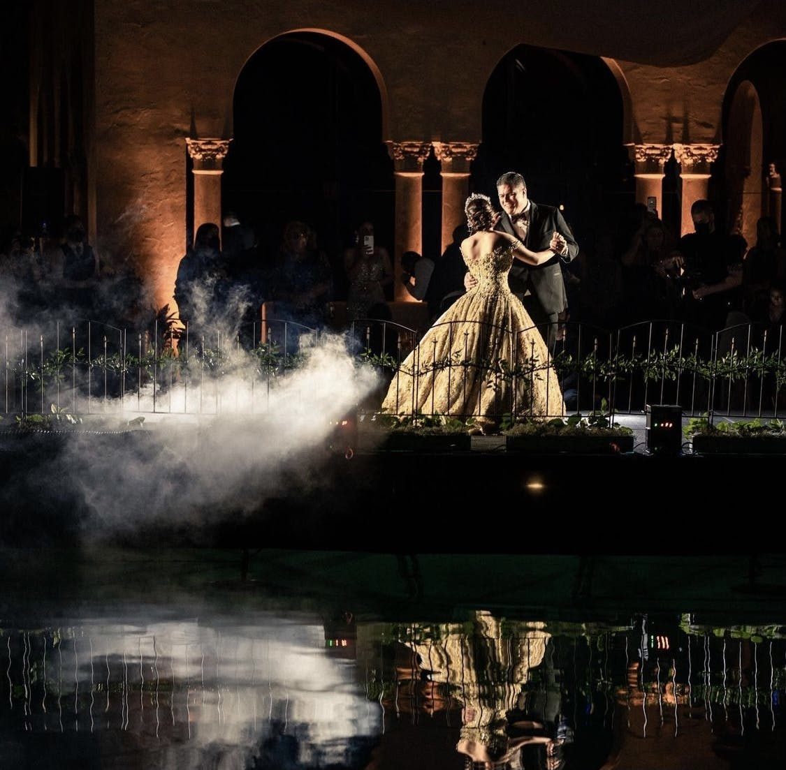 Royal Elegance Quinceañera Party at the Coral Gables Country Club in Coral Gables, FL