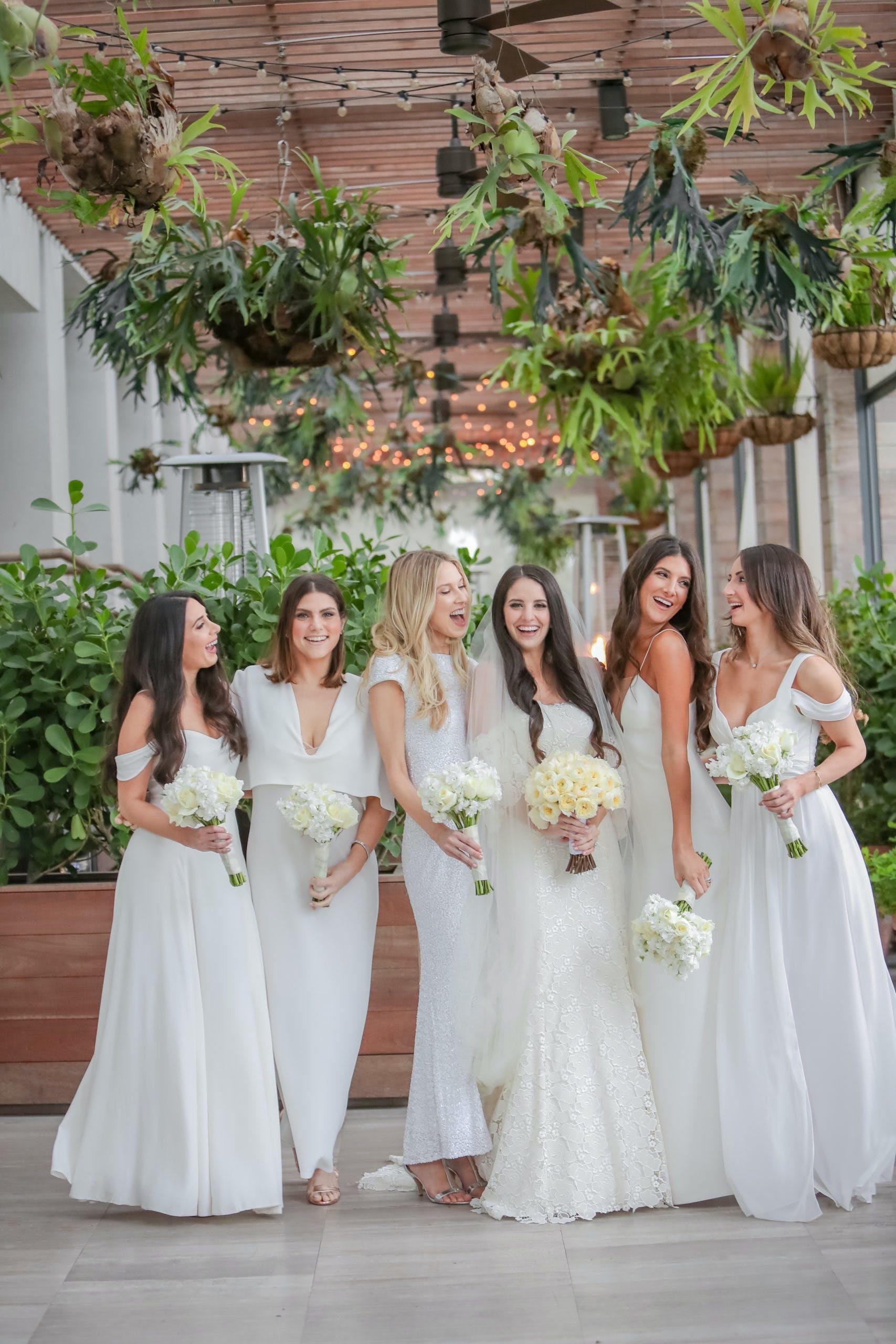 Tasteful and Classic Wedding at Miami Beach Edition in Miami Beach, Florida