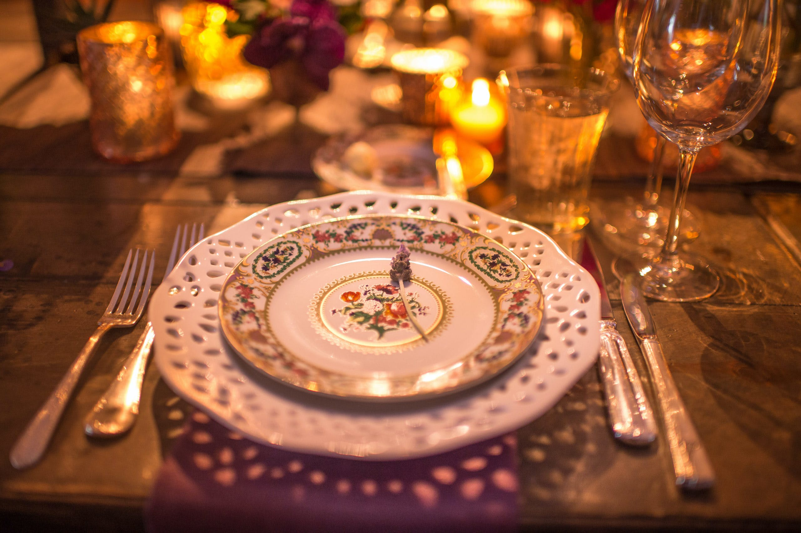 Place setting l PartySlate