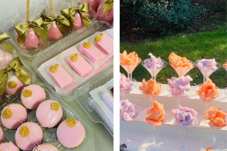 Dessert Stations by Sugar Bunch Creations of Houston, TX   PartySlate