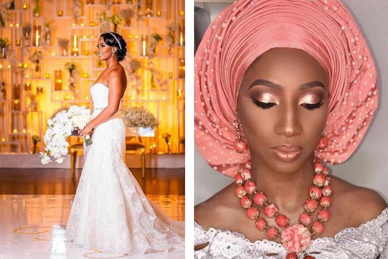 Bridal makeup by Belaan Beauty of Houston, TX   PartySlate