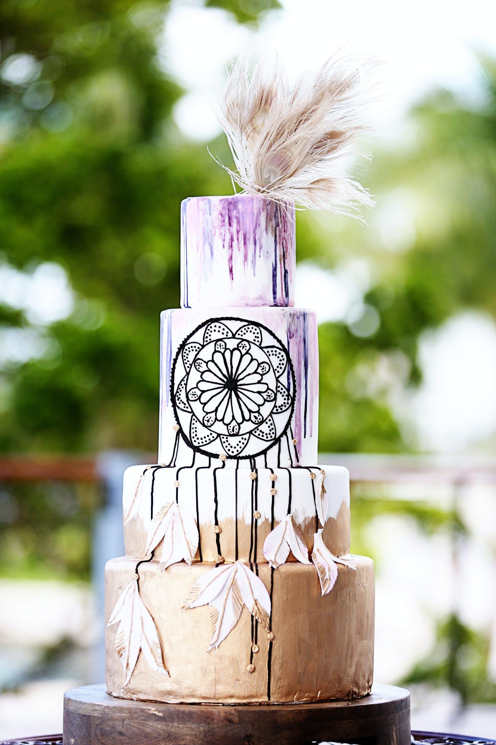Breathtaking Bohemian Style Wedding in Florida