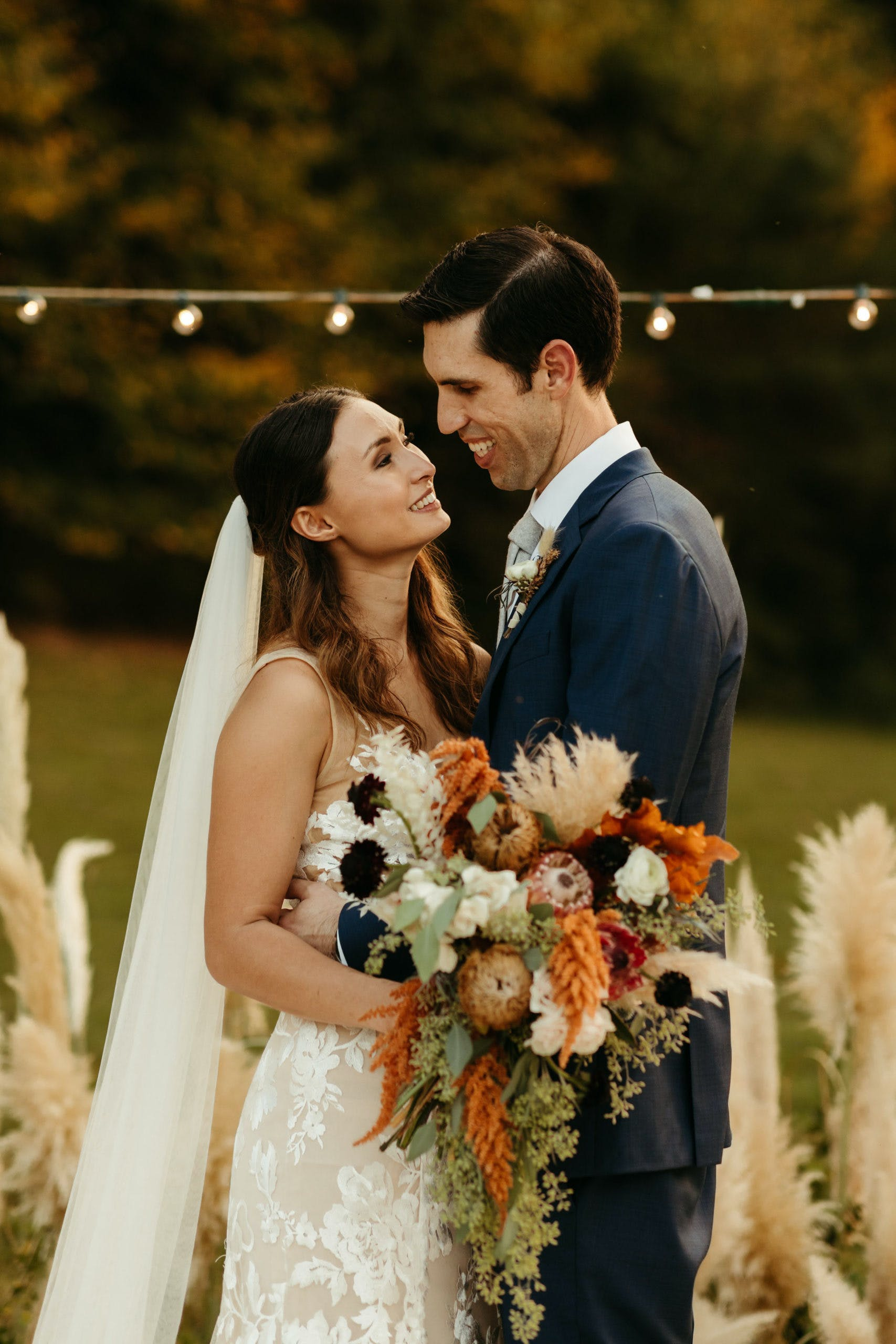 Charming Boho Rustic Chic Wedding at Under Canvas Great Smokey Mountains in Tennessee