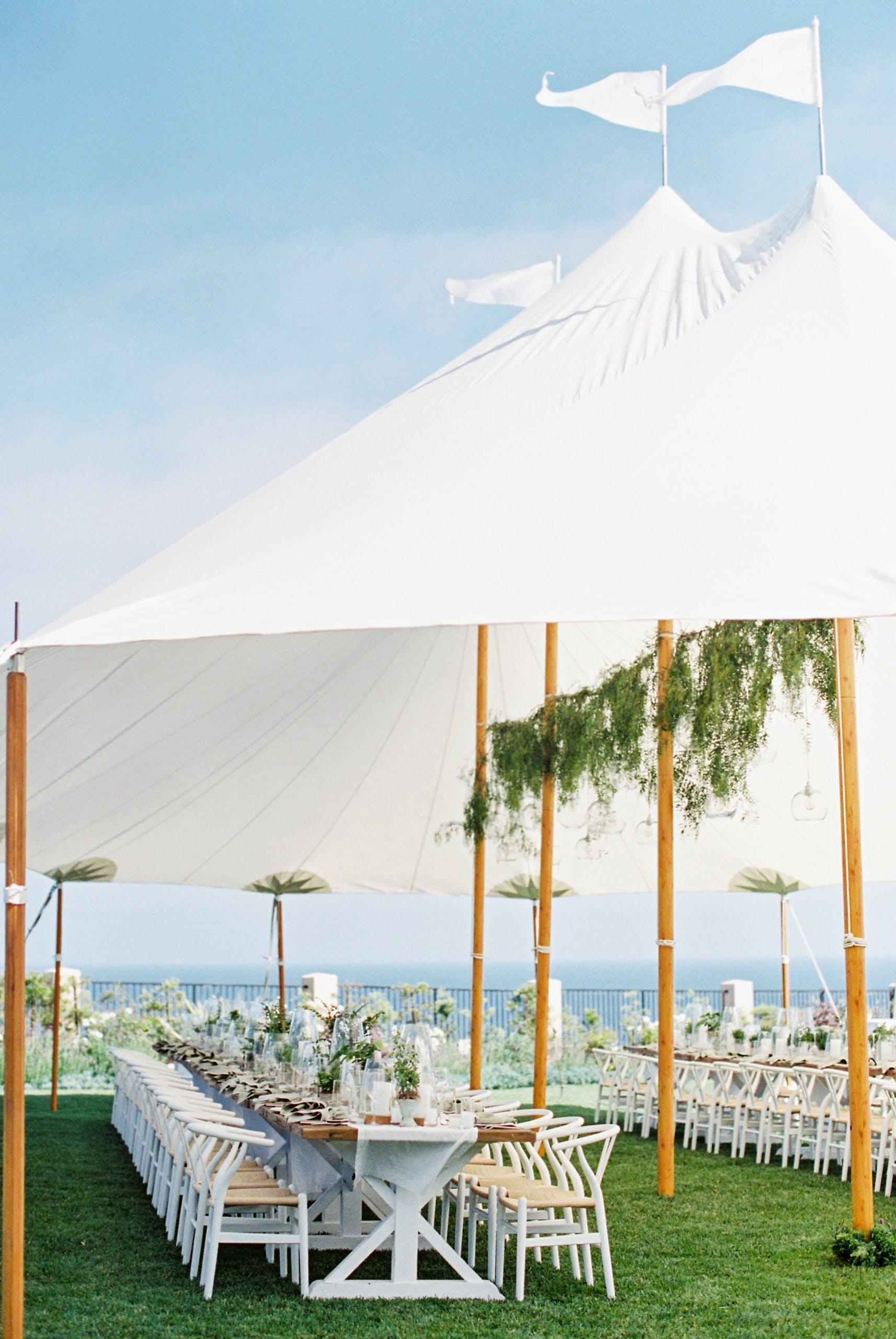 Modern Boho Chic Wedding in Los Angeles, CA