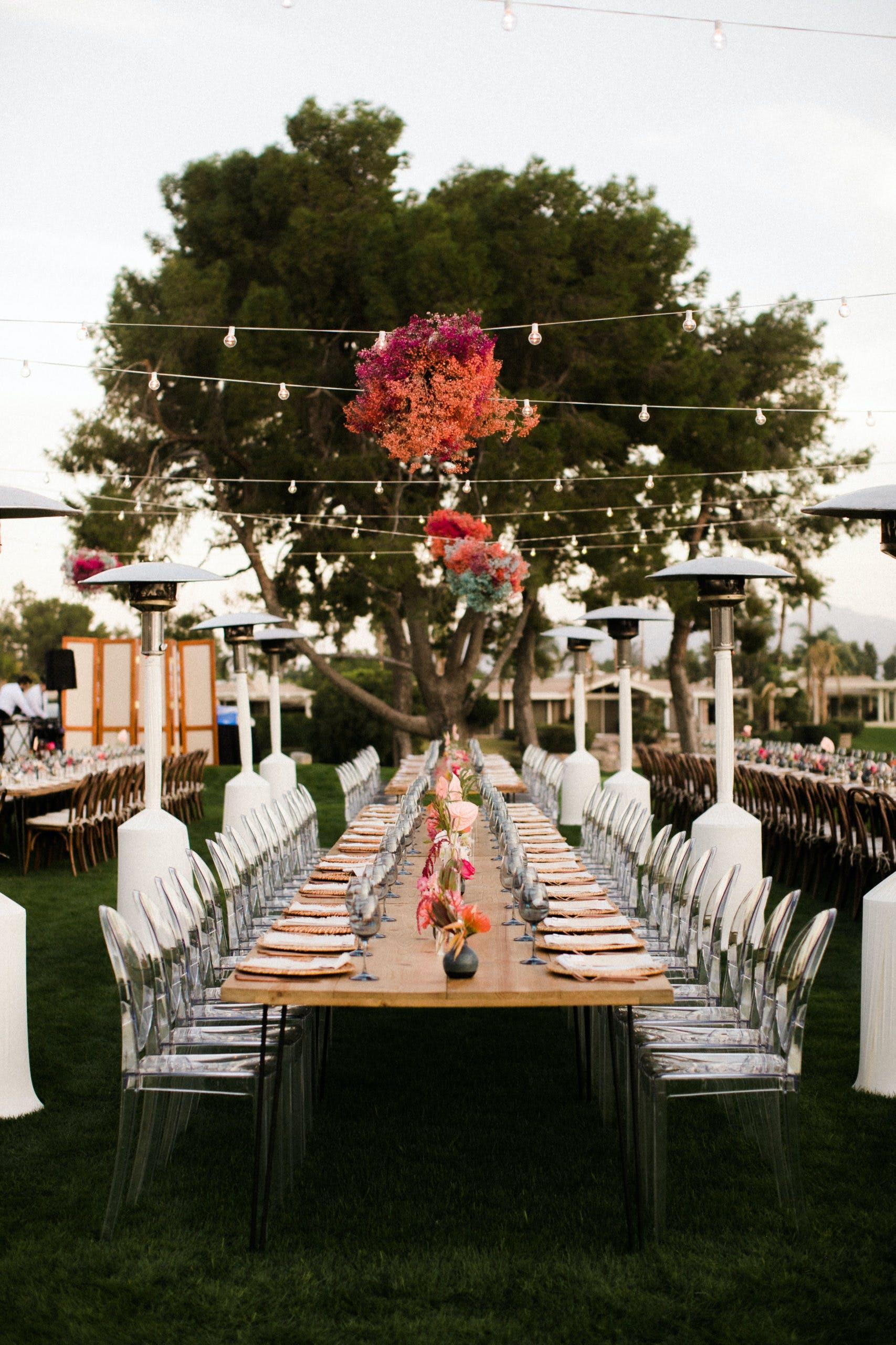Modern Boho Wedding at Morningside Country Club in Rancho Mirage, California