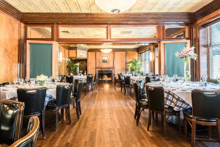 Private event at The Gibsons Room at Gibsons Bar & Steakhouse, Chicago   PartySlate