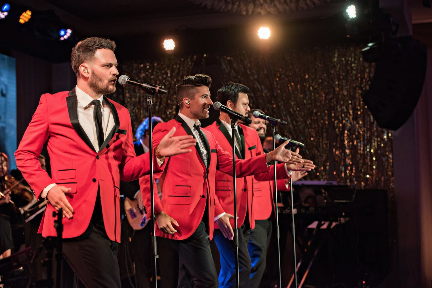 West Coast Music performs at 50th-Anniversary Celebration | PartySlate