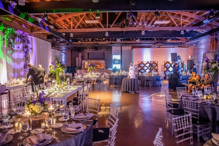 Enchanted September Wedding