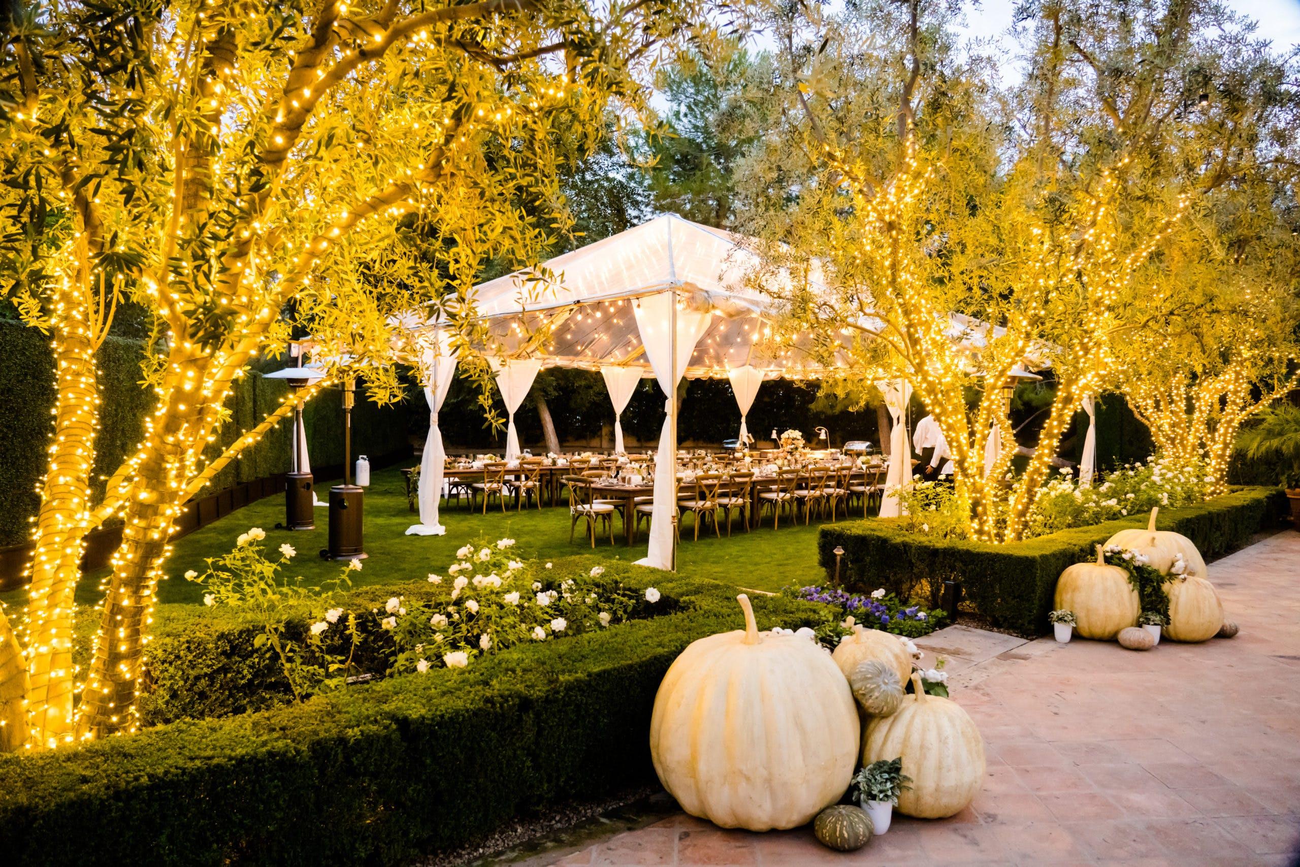 Beautiful Backyard Thanksgiving Celebration in Paradise Valley, AZ