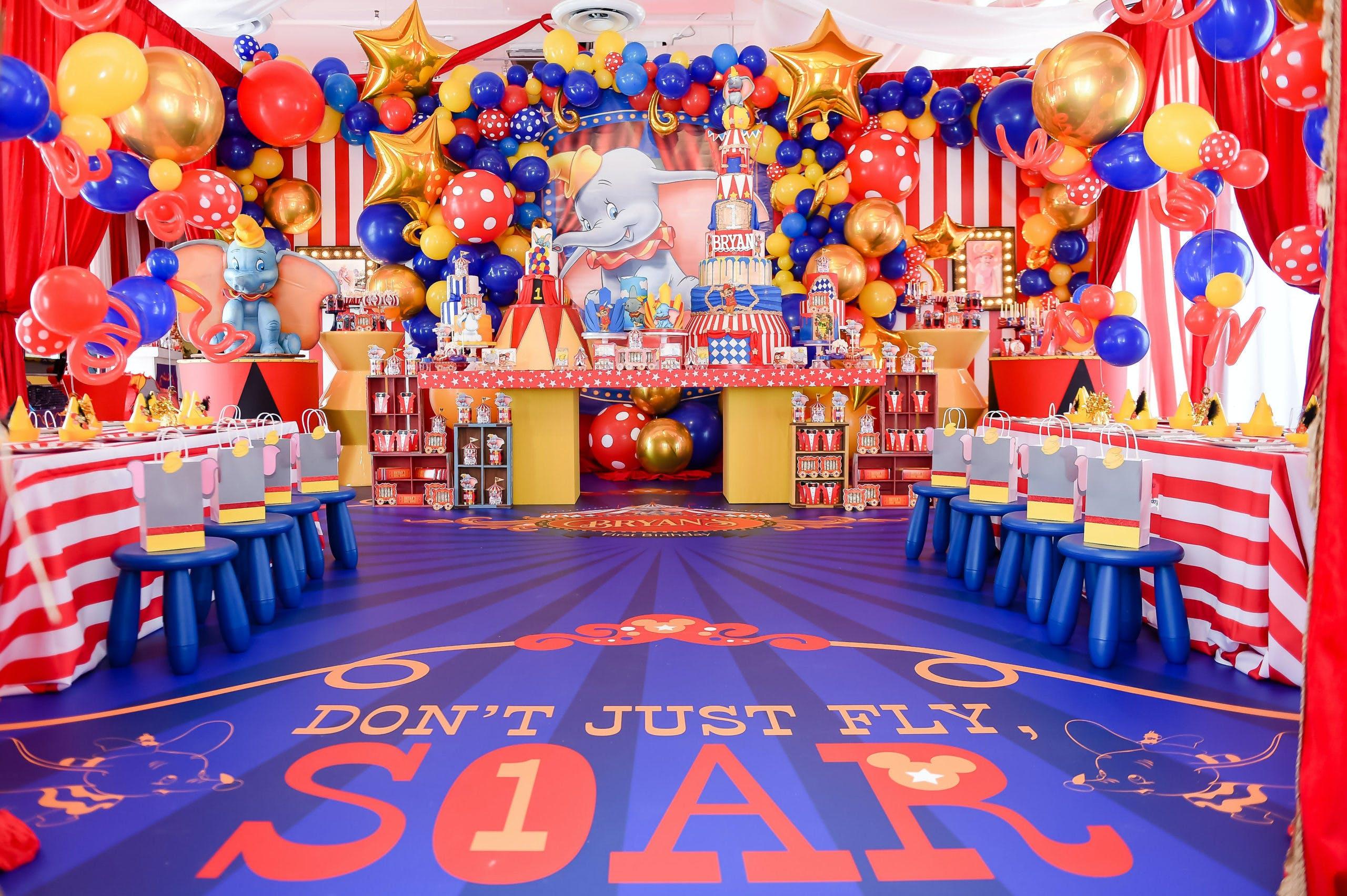 Dumbo Carnival Celebration