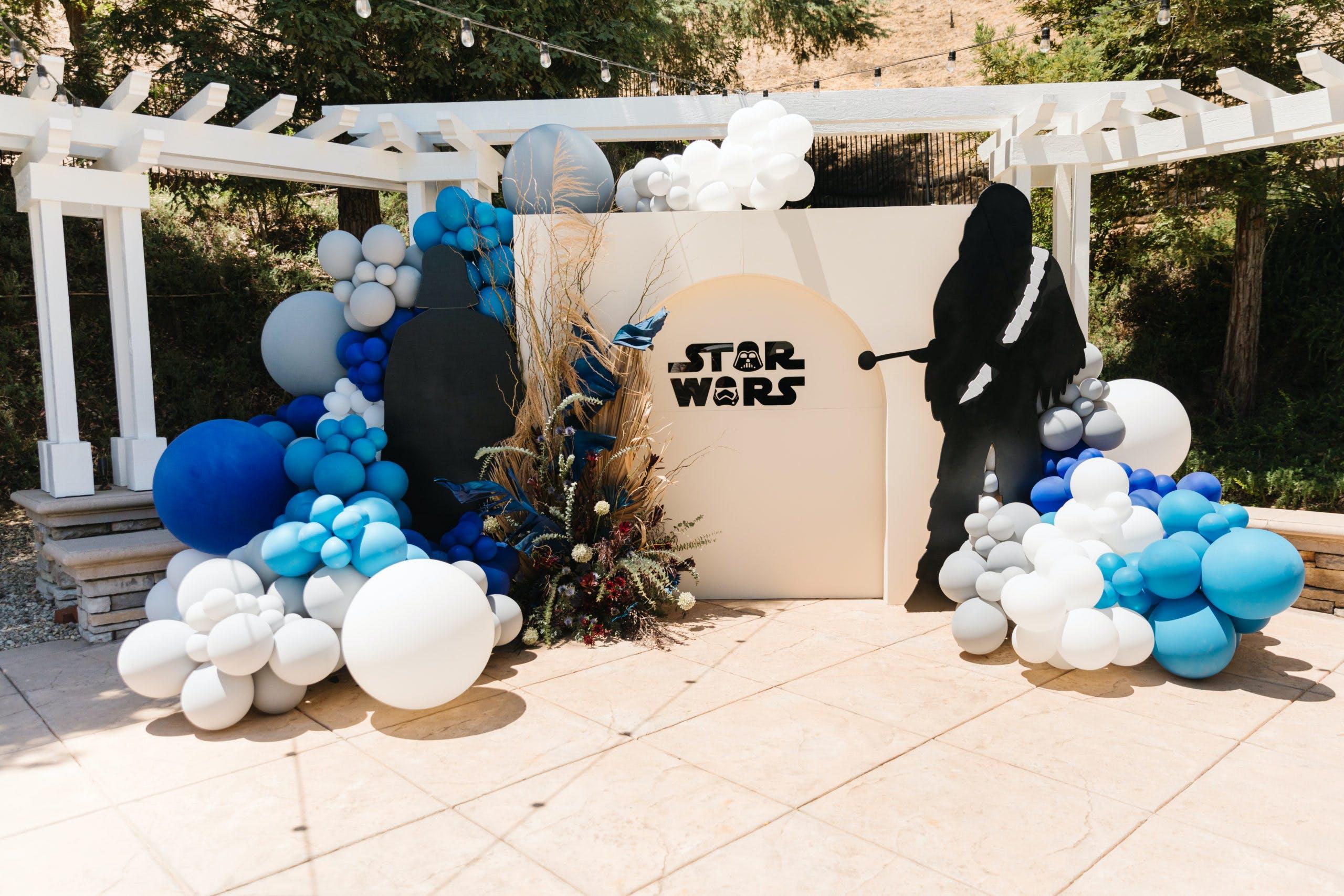 Star Wars Themed 5th Birthday