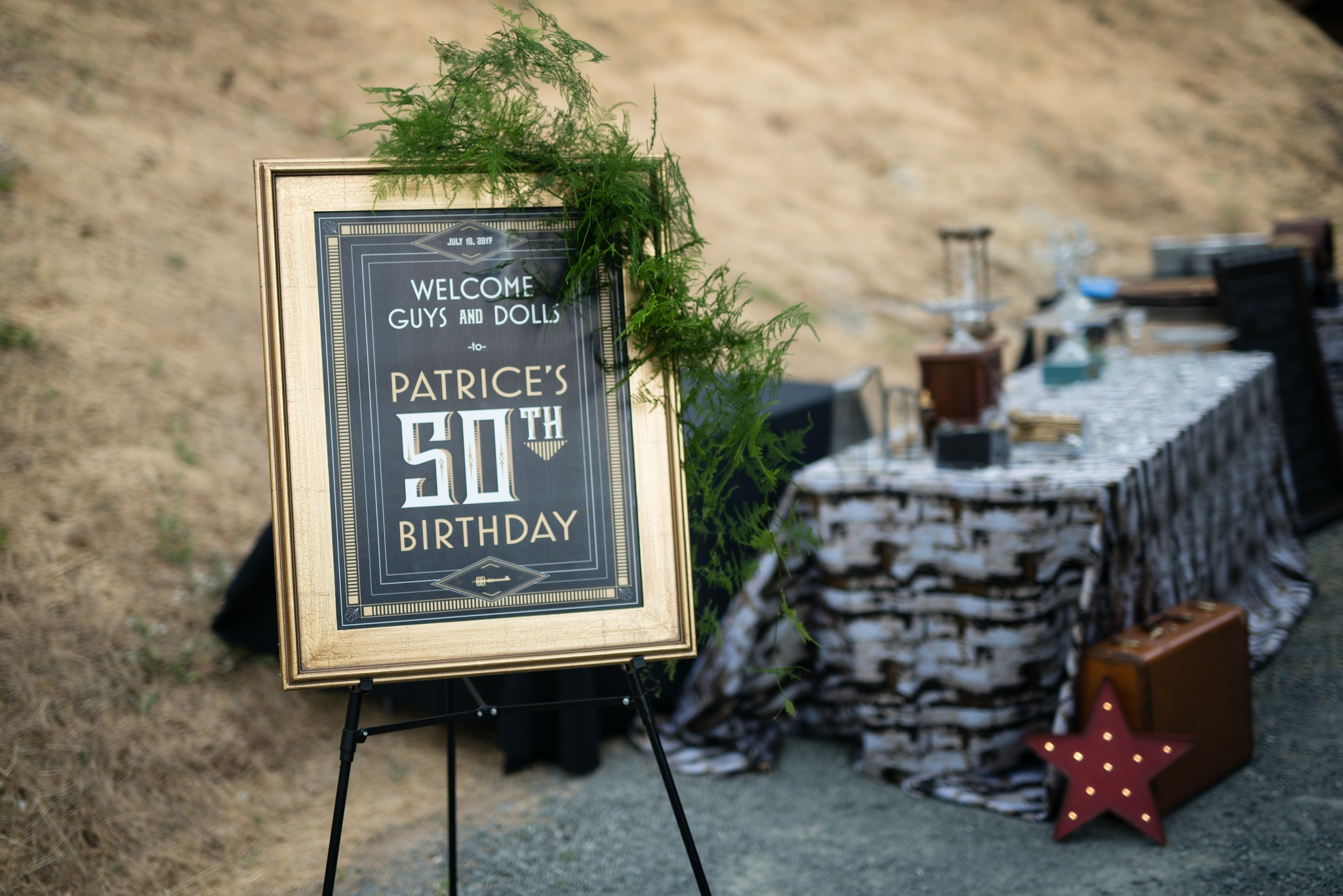 15 Fantastic 50th Birthday Party Ideas Partyslate