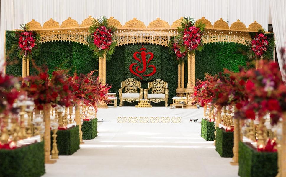 26 Gorgeous Indian Wedding Mandap Ideas Partyslate